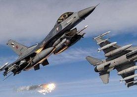 Kandil'deki terörist kamplarına TSK bomba yağdırdı!