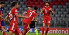 Bayern Munich crush Chelsea to move into last eight