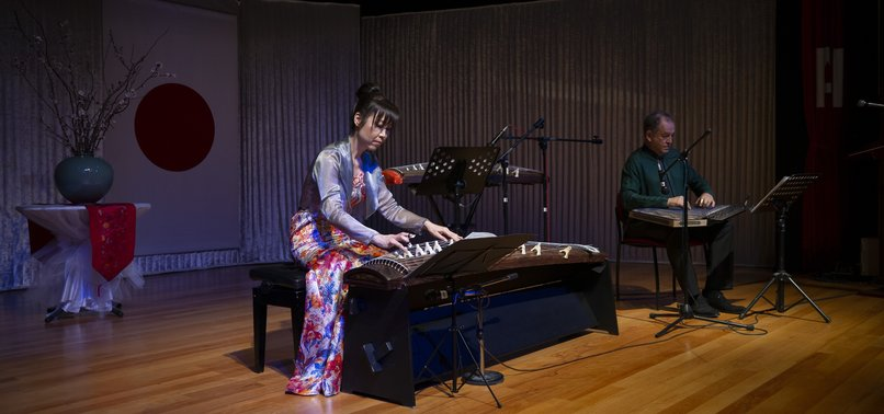 JAPANESE MUSICIAN BUILDS CULTURAL BRIDGES WITH TURKEY