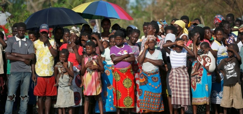 MOZAMBIQUE FACES CHOLERA OUTBREAK AFTER CYCLONE WREAKS HAVOC