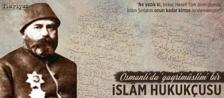 Osmanlı'da gayrimüslim bir İslam hukukçusu: Sava Paşa