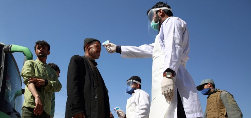 AFGHANISTAN RECORDS HIGHEST DAILY INCREASE IN CORONAVIRUS CASES
