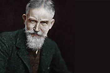George Bernard Shawdan hayata dair 20 alıntı
