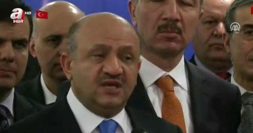 Milli Savunma Bakanı Fikri Işık'dan flaş Başika cevabı