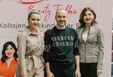 Voonka Beauty Talks'ta buluştular