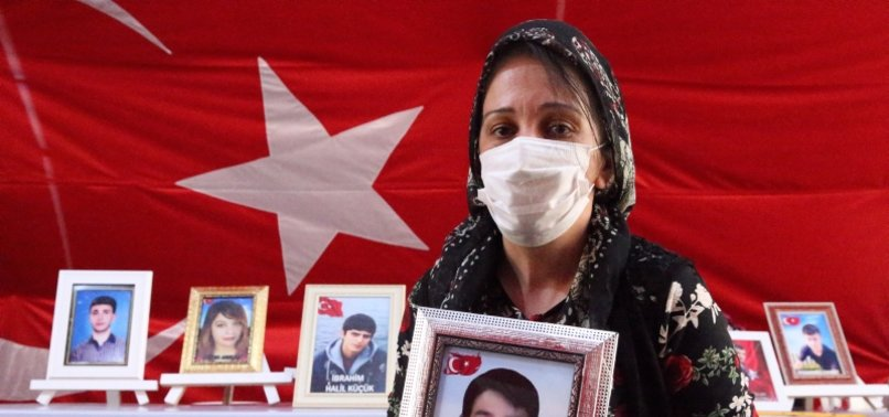 KURDISH MOTHERS YEARN TO REUNITE WITH PKK-KIDNAPPED CHILDREN DURING EID AL-ADHA FEAST