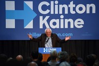 Drug company loses $387M in value after Bernie Sanders tweet