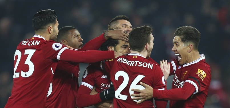 MAN CITYS UNBEATEN PREMIER LEAGUE RUN ENDS WITH 4-3 LOSS AT LIVERPOOL