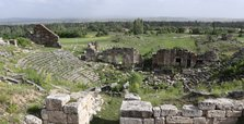 Ancient city of Aizanoi dubbed as 2nd Ephesus to be restored