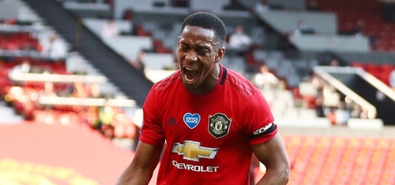 MAN UTD GRAB 3 POINTS WITH ANTHONY MARTIALS HAT-TRICK