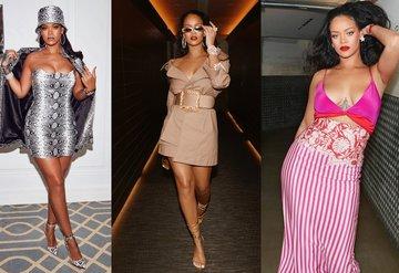 Rihanna, Fenty Beauty'nin 1. yılını kutluyor