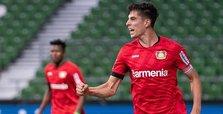 Bayer Leverkusen beat Werder Bremen 4-1 in Bundesliga