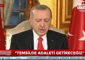 Cumhurbaşkanı Erdoğan'dan Kılıçdaroğlu'na sert yanıt