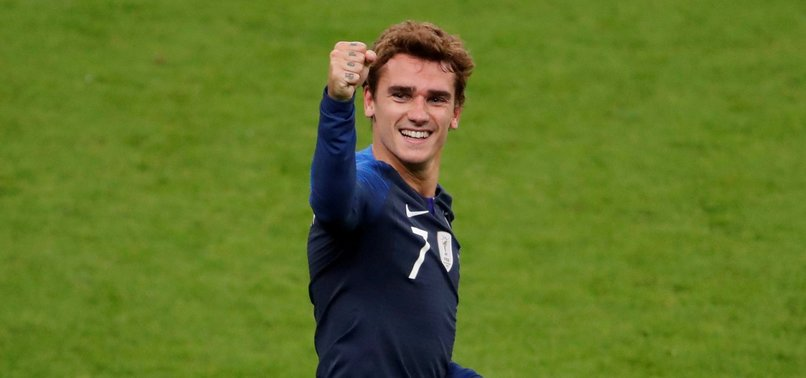 BARCELONA SIGNS FRANCE FORWARD ANTOINE GRIEZMANN FROM ATLETICO MADRID FOR 120M EUROS