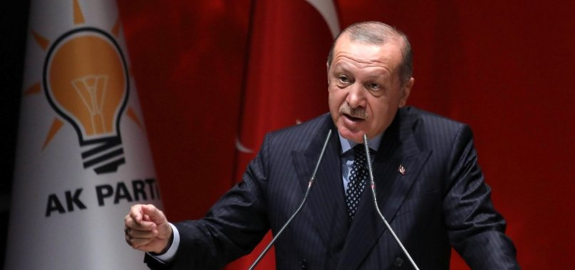 HIKE IN CURRENCY RATES ARE ATTEMPTED ECONOMIC ASSASINATION, ERDOĞAN SAYS
