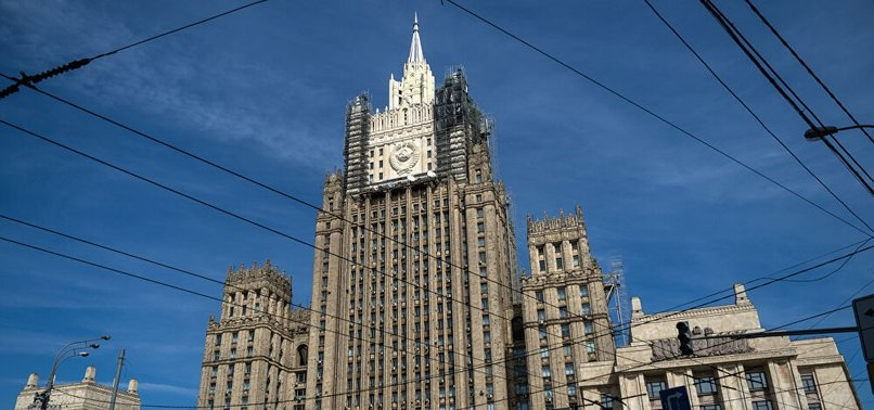 RUSSIA EXPELS NORTH MACEDONIAN DIPLOMAT IN TIT-FOR-TAT MOVE