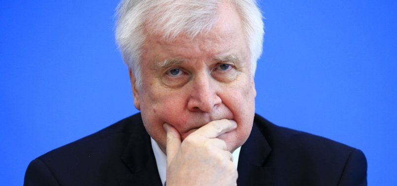 GERMANYS INTERIOR MINISTER BACKS BUNDESLIGA RESTART