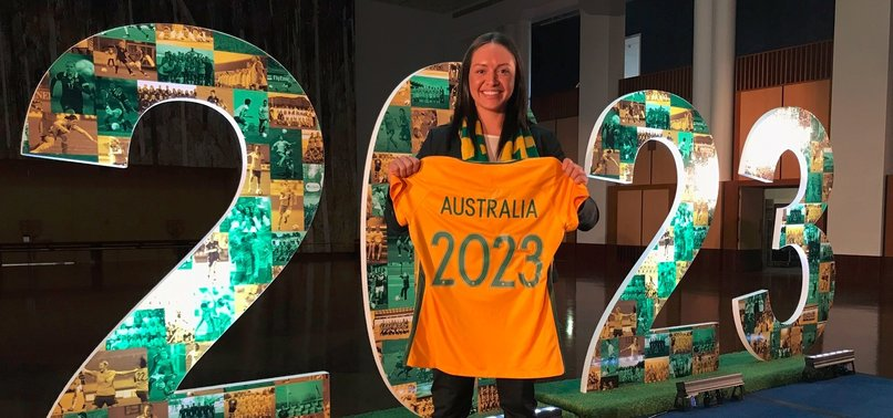 AUSTRALIA, NEW ZEALAND TO HOST FIFA WOMENS WORLD CUP