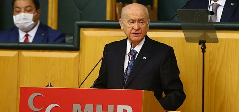 MHP LEADER BAHÇELI: TURKEYS YOUNG POPULATION SHOWS ITS STRENGTH