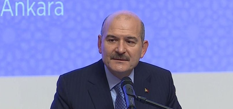 TURKISH INTERIOR MINISTER SOYLU TESTS POSITIVE FOR COVID-19