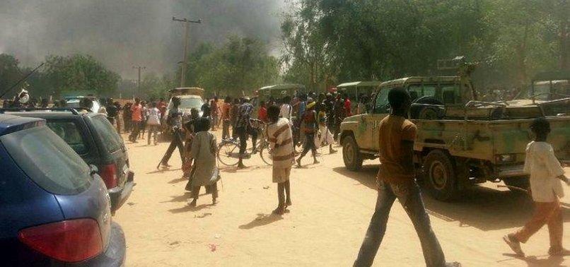 BOKO HARAM FORCED 135 CHILDREN INTO SUICIDE BOMBINGS