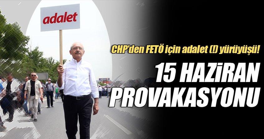 15 Haziran provokasyonu başladı!