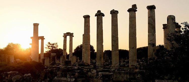 Afrodisyas'ta hedef 300 bin ziyaretçi