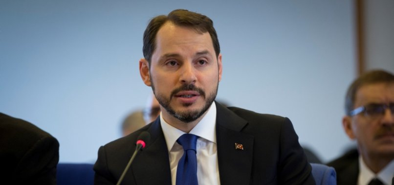 FINANCE MINISTER ALBAYRAK HOLDS MEETINGS WITH PARLIAMENTARIANS, CONVEYS MESSAGE FOR STRICT FISCAL DISCIPLINE