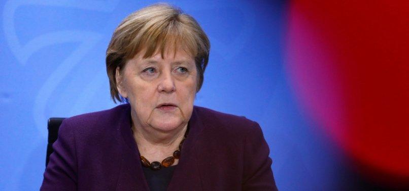 BRITAIN HAS TO ACCEPT WEAKER ECONOMIC TIES WITH EU: MERKEL