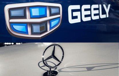 Geely, Daimler'den 7.3 milyon euroluk hisse satın aldı
