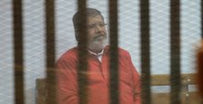 Egyptian court postpones Morsi's trial to Dec. 3