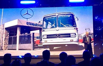 Mercedes-Benz Türk 50.yıl dönümü kutlamaları