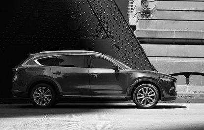 Yeni nesil Mazda CX-8in ilk görselleri paylaşıldı