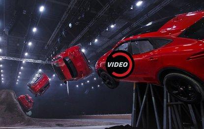 Jaguar E-Pace Guinness Rekorlar Kitabına girdi