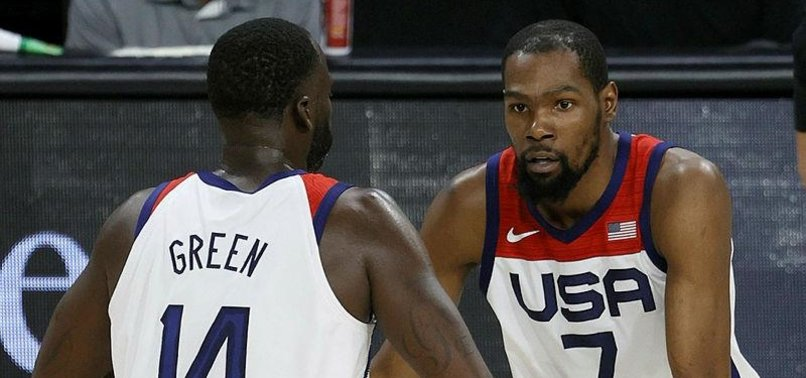TEAM USA DEFEATS PUNCH IN MOUTH WE NEEDED - DURANT