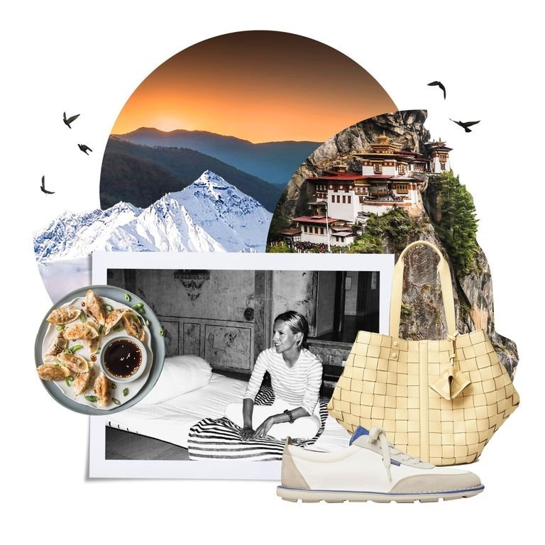 TORY BURCH'UN SEYAHAT PLANI: BHUTAN
