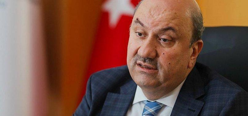 TURKEY AIMS TO ESTABLISH NATIONAL CREDIT RATING AGENCY