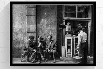 Ara Güler'in kadrajından unutulmaz İstanbul fotoğrafları