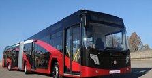 Turkey exporting bus, minibus, midibus to 99 countries