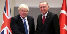 Turkish and UK leaders discuss Azerbaijan-Armenia row