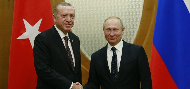 FOR SYRIAN INTEGRITY, PYD/YPG MUST GO, PRESIDENT ERDOĞAN SAYS