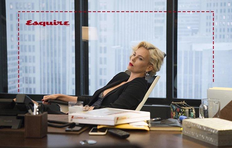 Charlize Theron oyunculuğa ara veriyor