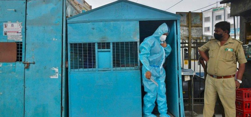 INDIA REPORTS OVER 48,000 MORE CORONAVIRUS CASES