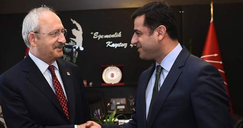 HDP'nin halkı sokağa dökme çağrısı yanıtsız kalınca CHP'den kaos çağrı