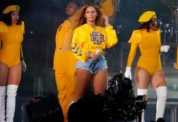 Beyoncenin Coachella 2018 kostümleri!