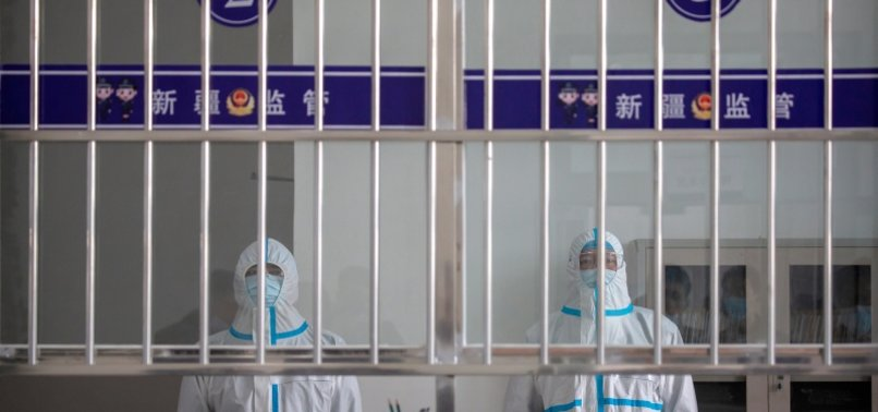 CHINA SAYS WHO PLAN TO AUDIT LABS IN COVID ORIGINS PROBE ARROGANT