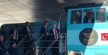 Turkey's domestic hybrid locomotive showcased in Berlin