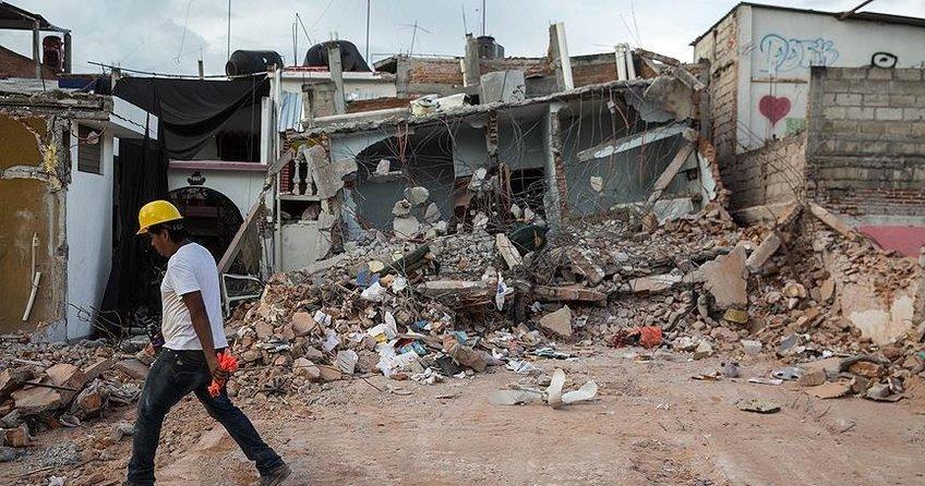 Meksika geçen yıl 26 bin kez sallandı