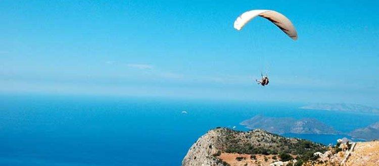 Türkiye'de yapılabilecek hava sporları