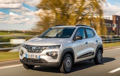 Dacia'nın elektriklisi Auto Best finalisti oldu